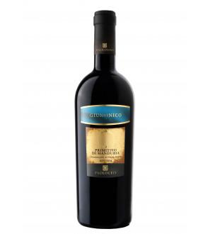 """Вино Paololeo """"Giunonico""""Primitivo di Manduria DOP Riserva"""