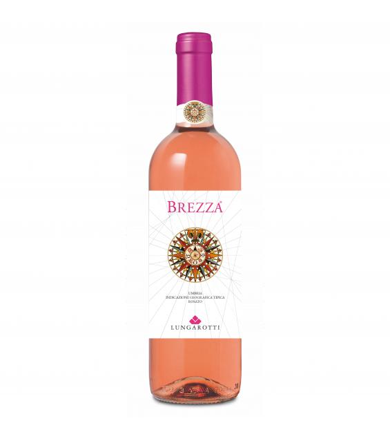 Вино Lungarotti Brezza Rosa Rose Umbria IGT