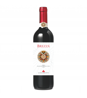 Вино Lungarotti Brezza Rosso Umbria IGT
