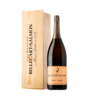Billecart-Salmon Champagne Brut Rose, 3l