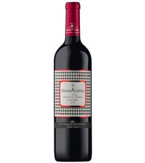 Вино Diamandes de Uco Malbec