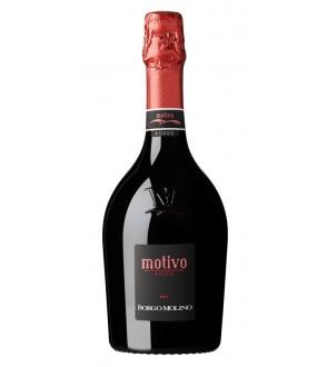Ігристе вино Borgo Molino Motivo Rosso Spumante Dry