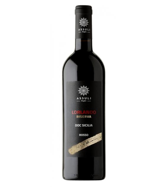 Вино Assuli Lorlando Riserva DOC Sicilia