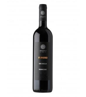 Вино Assuli Perricone Furioso DOC Sicilia