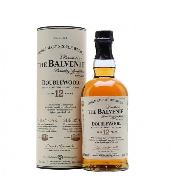 Віскі Balvenie Doublewood 12 YO