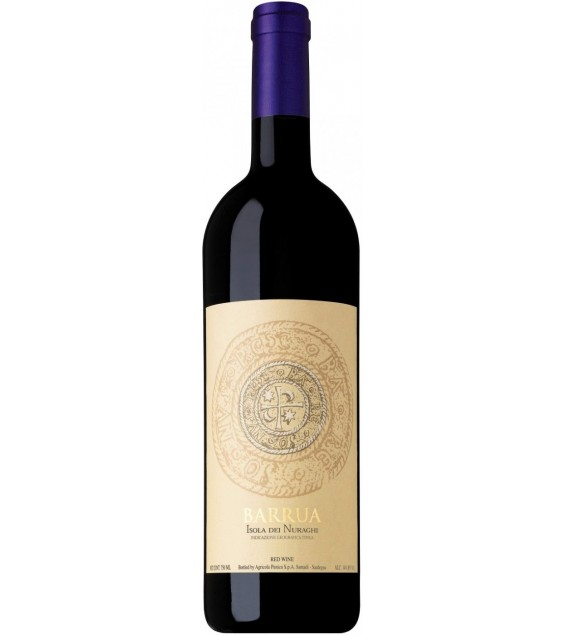 Вино Punica Barrua Isola dei Nuraghi IGT