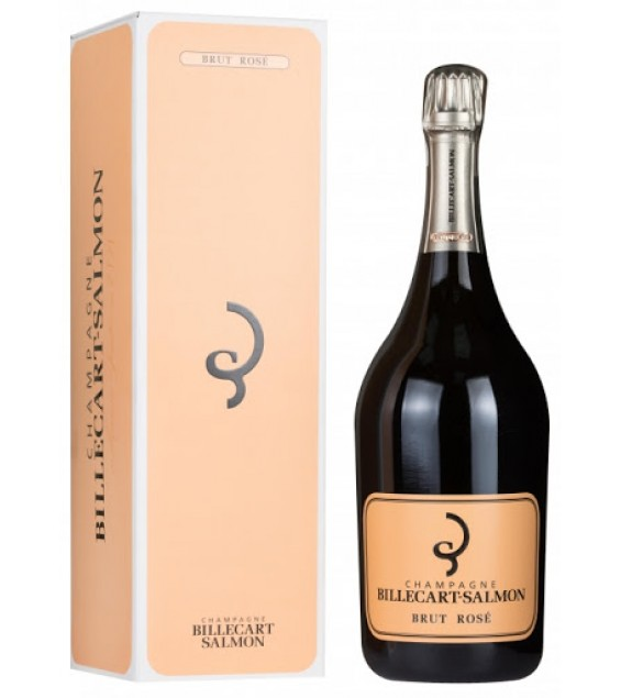 Шампанське Billecart-Salmon Champagne Brut Rose