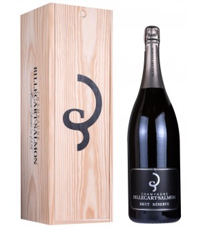 Шампанське Billecart-Salmon Champagne Brut Reserve, 3l