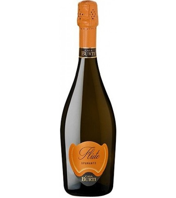 Ігристе вино Casa Burti Flute Spumante Extra Dry