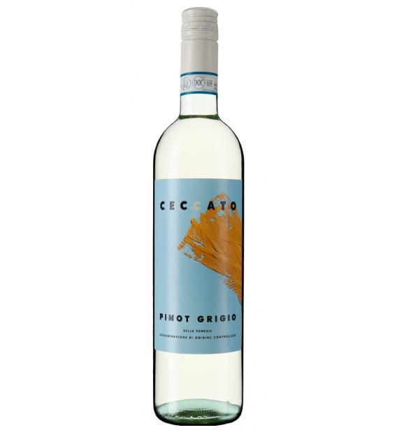 Вино Ceccato Pinot Grigio