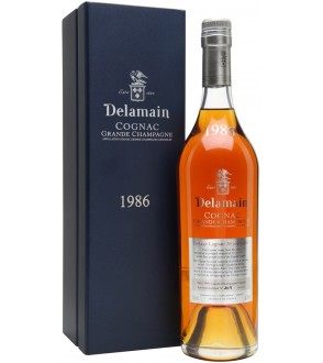Коньяк Delamain Cognac Grande Champagne 1986