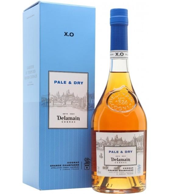 Коньяк Delamain Pale & Dry XO Grande Champagne Cognac 0.2l