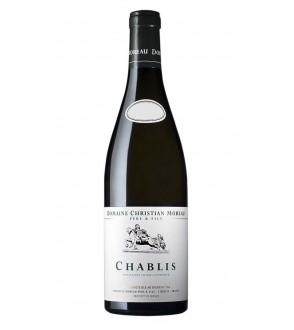Вино Domaine Christian Moreau Chablis 0.375l