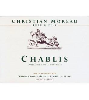 Chablis Christian Moreau