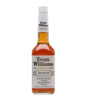 Бурбон Evan Williams Bottled-in-Bond