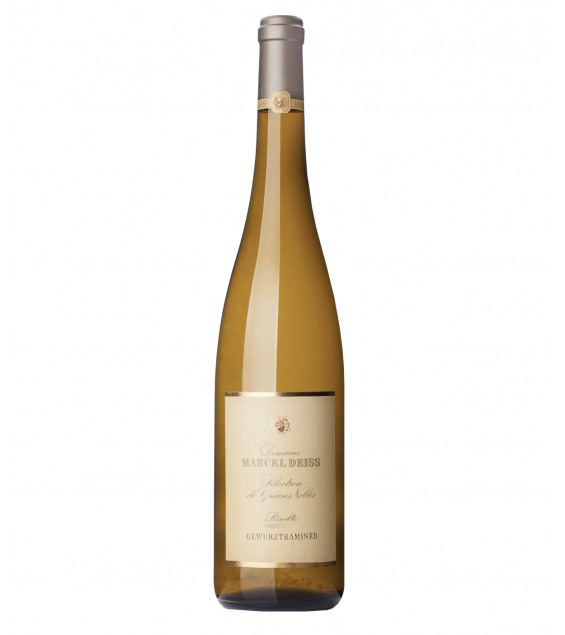 Вино Domaine Marcel Deiss Gewurztraminer Selection de Grains Nobles