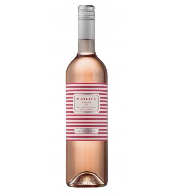 Вино Diamandes Perlita Malbec Rosado