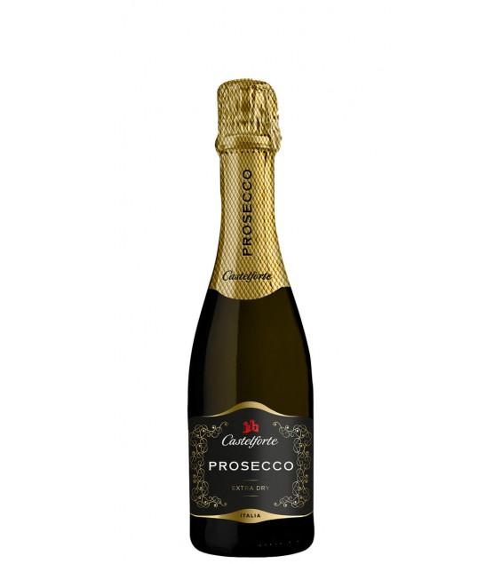 Просекко Castelforte Prosecco Spumante Extra Dry, 0.375l