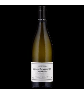 Вино Vincent Girardin Les Referts Puligny-Montrachet Premier Cru 2016