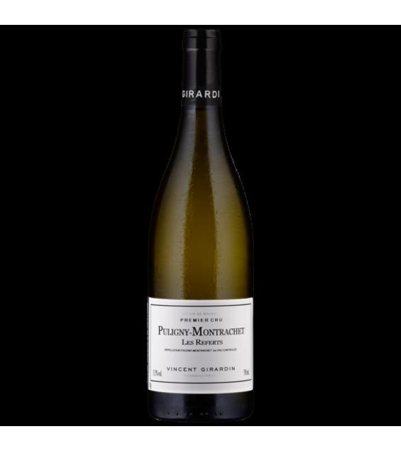 """Puligny-Montrachet Premier Cru """"Les Referts"""" Vincent Girardin 2016"""