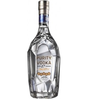Горілка Purity Super 17 Premium Vodka
