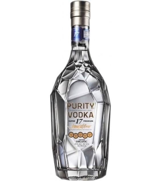 Горілка Purity Super 17 Premium Vodka