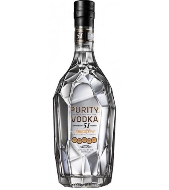 Горілка Purity The Connoisseur 51 Reserve Vodka