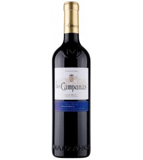 Вино Bodegas Manzanos Las Campanas Reserva