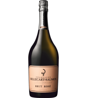 Billecart-Salmon Champagne Brut Rose, 1.5l