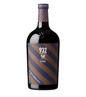 Вино Borgo Molino Serna Rosso