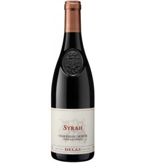 Вино Delas Delas Vin du Pays d'Oc Syrah