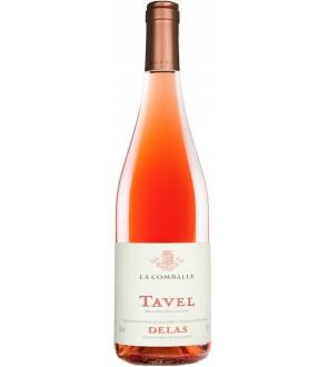 Вино Delas Tavel La Comballe Rose