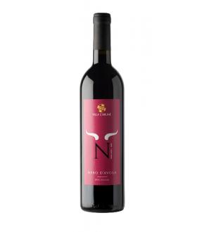 """Вино Assuli Nero d'Avola """"N"""" Villa Carumè DOC Sicilia"""