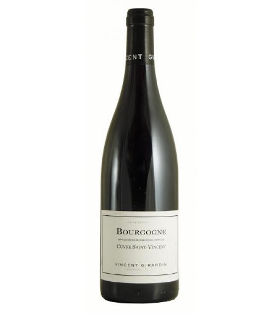 "Bourgogne Pinot Noir ""Cuvee Saint-Vincent"" Vincent Girardin"