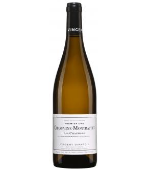 Вино Vincent Girardin Les Chaumees Chassagne-Montrachet Premier Cru