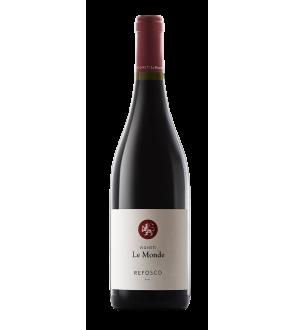 Вино Vigneti Le Monde Refosco dal Peduncolo DOC